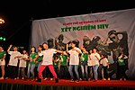USAID and PEPFAR supports an outdoor concert to promote Vietnam's national action month for HIV (8287396414).jpg