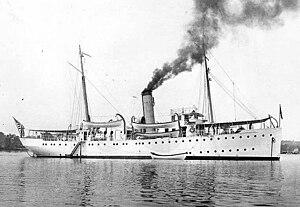USCGC Ossipee (WPR 50)