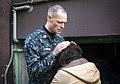 USS Bonhomme Richard (LHD 6) Sailors participate in a Food Drive 170123-N-WF272-041.jpg