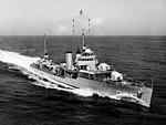 USS Dewey (DD-349) underway at sea off San Diego in 1936.jpg