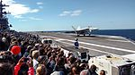 USS George H.W. Bush Friends and Family Day Cruise 161015-N-DP001-001.jpg