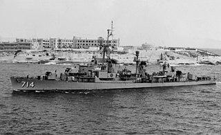 USS <i>William R. Rush</i> (DD-714)