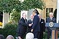 US Army 53601 President congratulates Vietnam vets.jpg