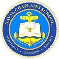 US Naval Chaplains School Seal 1999.jpg