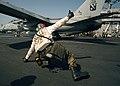 US Navy 040225-N-3986D-014 A flight deck crewman gives a thumbs up for launch of an F-14B Tomcat.jpg