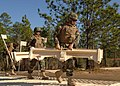 US Navy 110121-N-8816D-033 Seabees assigned to Naval Mobile Construction Battalion (NMCB) 133 disassemble a medium girder bridge during a field tra.jpg