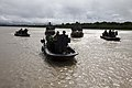 US Navy 111112-A-ZZ999-048 Colombian marine and U.S. Navy riverine patrol boats assigned to Riverine Squadron (RIVRON) 3, Detachment 1.jpg
