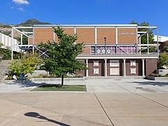 US Utah Ogden WSU Lampros Hall.JPG