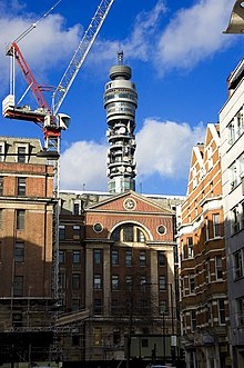 Wielka Brytania londyn fitzrovia middlesexhospital.jpg