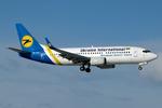 Ukraine International Airlines Boeing 737-300 UR-GAH AMS 2008-3-24.png