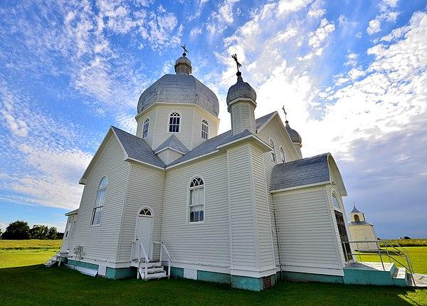 Українська греко-католицька церква святого Івана Хрестителя
