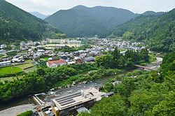 View of Umaji
