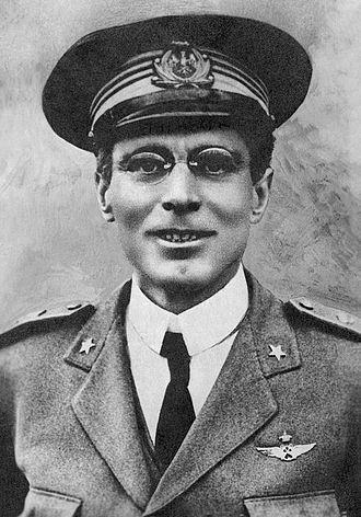 Umberto Nobile - Umberto Nobile in the early 1920s