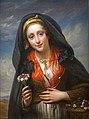 Une marchande de bouquet de P.-E. Destouches (Petit Palais, Paris) (48653755877).jpg