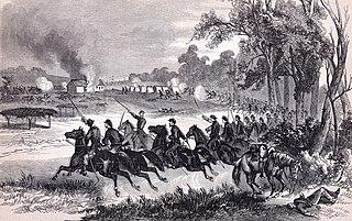 Battle of Honey Springs American Civil War battle