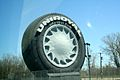 Uniroyal tire in Allen Park taken from car.jpg