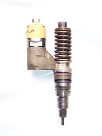 Unit injector - Early Lucas electronic diesel unit injector