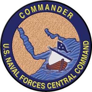 United States Naval Forces Central Command - Image: United States Naval Forces Central Command patch 2014