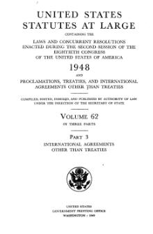 United States Statutes at Large Volume 62 Part 3.djvu