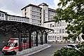 Universitätsspital Zürich - Notfallaufnahme - Schmelzbergstrasse 2011-08-10 09-32-46 ShiftN.jpg