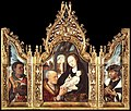 Unknown painter - Triptych The Adoration of the Magi - WGA23579.jpg