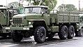Ural 4320 Truck @ 2018 Kalayaan Parade.jpg
