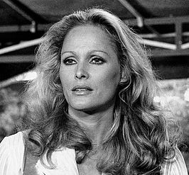 Ursula Andress in 1974