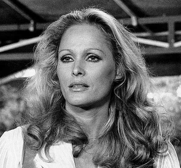 Photo Ursula Andress via Wikidata