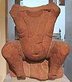 Uttar pradesh, epoca kusana, yaksha, 50-200 ac. ca.JPG