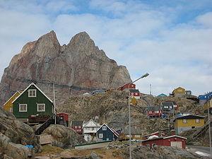 Wikimedia: Uummannaq