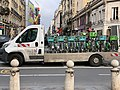 Véhicule Vélib' Métropole Rue Rivoli - Paris IV (FR75) - 2021-01-03 - 1.jpg