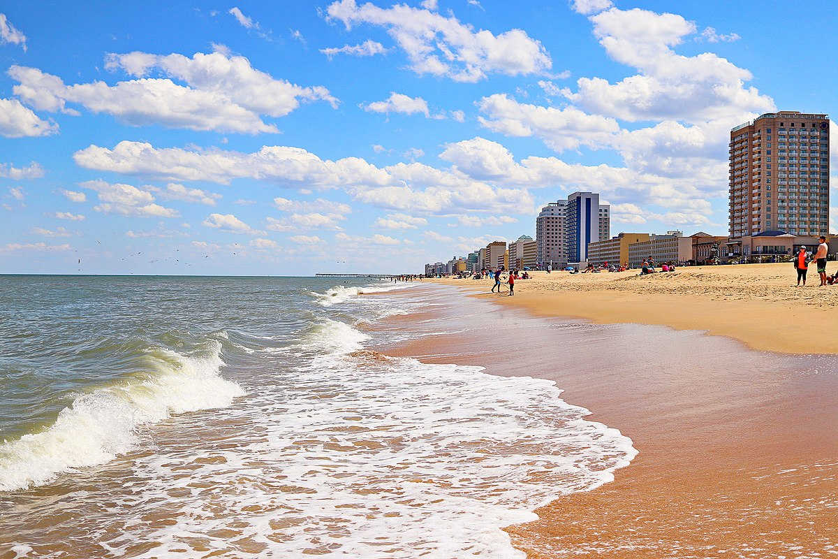 Virginia Beach Oceanfront - Wikipedia