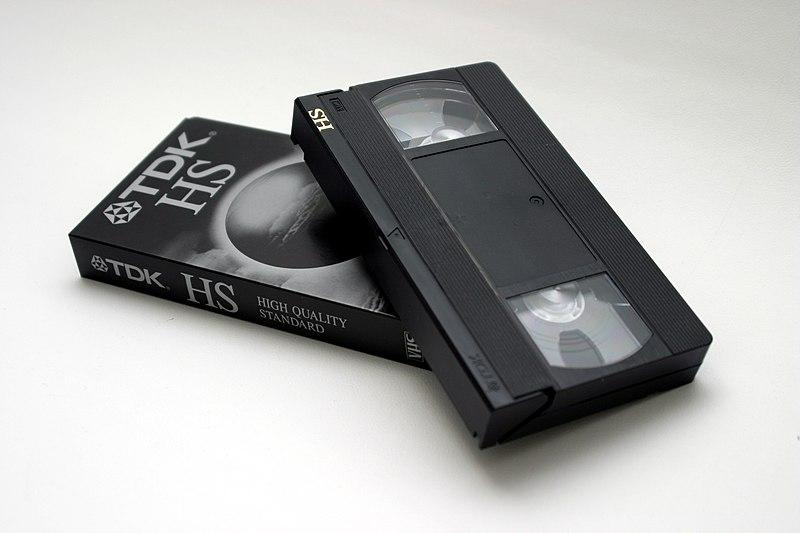 File:VHS casette.JPG