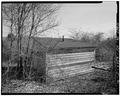 VIEW TO SOUTHEAST - Hayt Farmstead, Poultry House II, Route 311, Patterson, Putnam County, NY HABS NY,40-PAT,2-J-2.tif