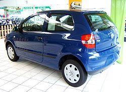 Volkswagen Fox - Wikipedia