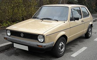 Volkswagen Golf - Volkswagen Golf 3-door (Europe)