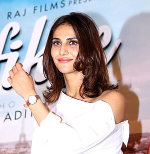 Vaani Kapoor - Kapoor at an event for Befikre in 2016
