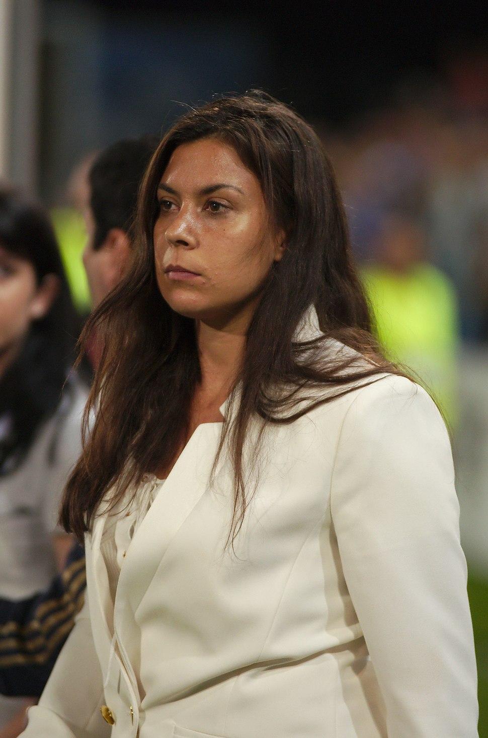 Valais Cup 2013 - OM-FC Porto 13-07-2013 - Marion Bartoli