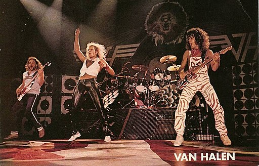 Van Halen, Live on Stage (NBY 2054)