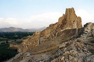 Van Fortress - Image: Van kalesi