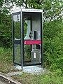 Vandalised Telephone Box - geograph.org.uk - 1367720.jpg