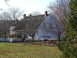Vander Ende–Onderdonk House United States historic place