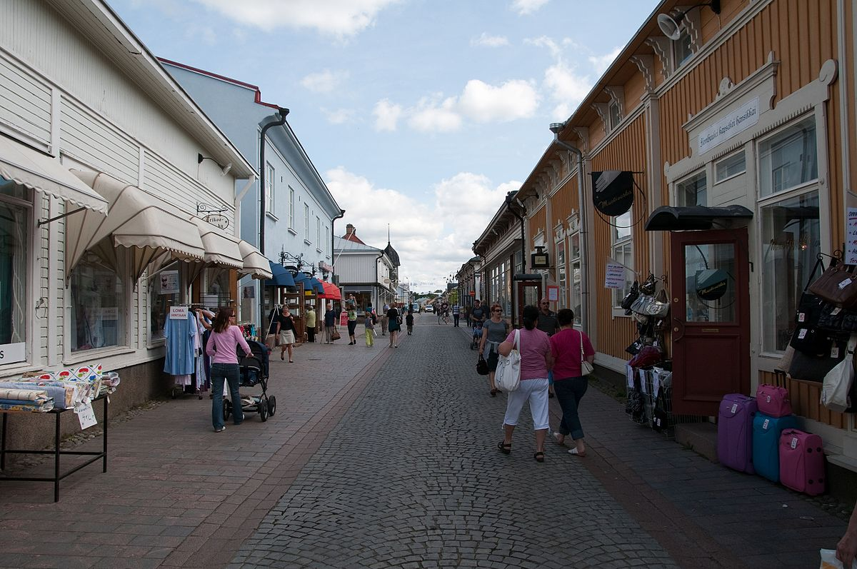 Kuninkaankatu (Rauma) – Wikipedia