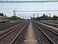 Vasútállomás, kelet, 2019 Csorna.jpg