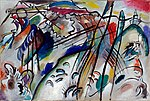 Vasily Kandinsky Improvisation 28 (second version).jpg