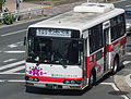 Vehicle of Toyokawa City Community Bus Toyokawa-Ko Route.jpg