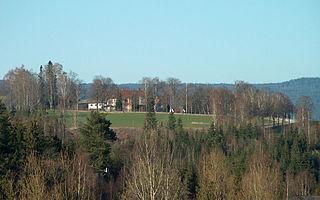 Follum Village in Viken