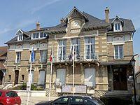 Venette (60), mairie, rue de la République 2.jpg