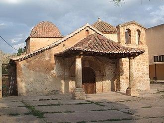 Ademuz - Image: Verge de l'Horta Ademús