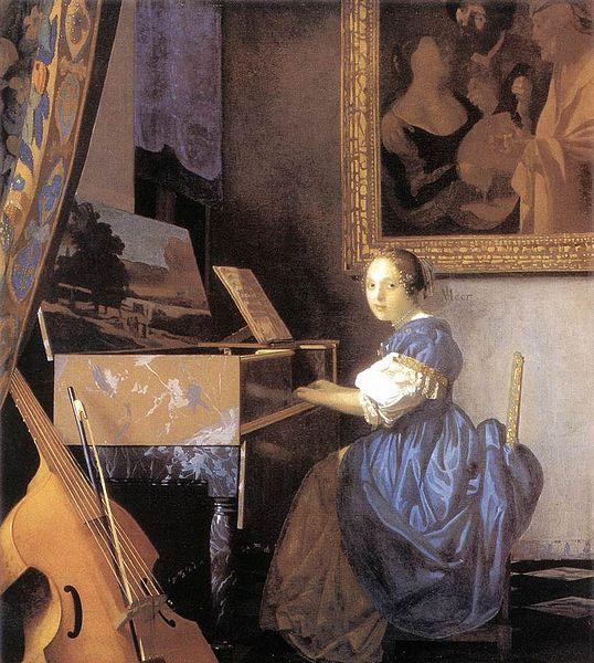 File:Vermeer Lady Seated at a Virginal.jpg